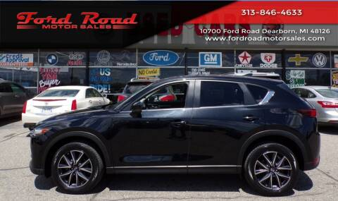 2018 Mazda CX-5 for sale at Ford Road Motor Sales in Dearborn MI