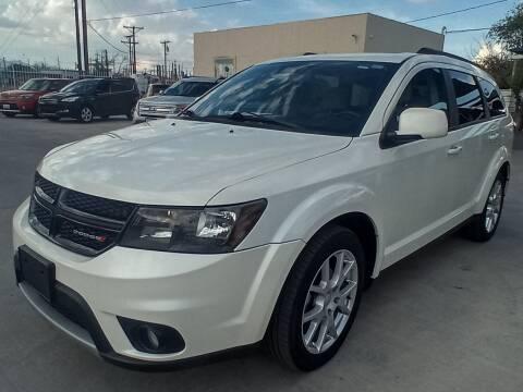 2012 Dodge Journey for sale at Hugo Motors INC in El Paso TX