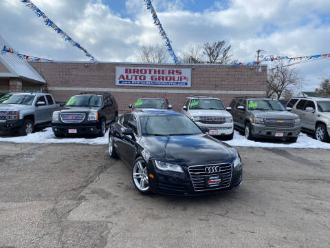 2014 Audi A7 for sale at Brothers Auto Group in Youngstown OH