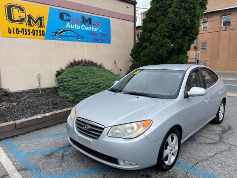2008 Hyundai Elantra for sale at Car Mart Auto Center II, LLC in Allentown PA