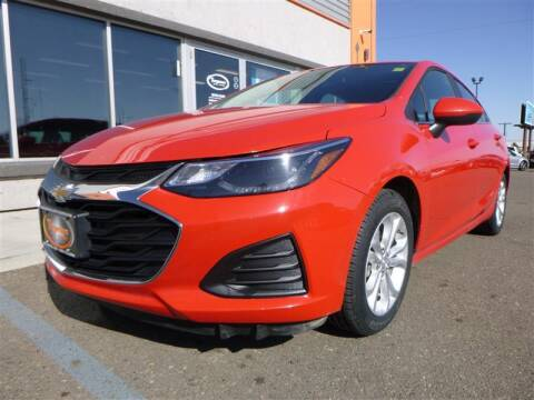 2019 Chevrolet Cruze for sale at Torgerson Auto Center in Bismarck ND