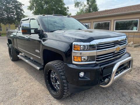 2016 Chevrolet Silverado 2500HD for sale at Truck City Inc in Des Moines IA