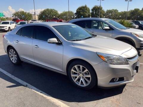 2016 Chevrolet Malibu Limited for sale at Stephen Wade Pre-Owned Supercenter in Saint George UT