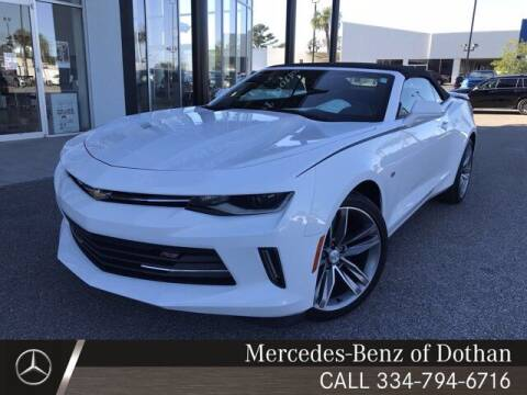 2017 Chevrolet Camaro for sale at Mike Schmitz Automotive Group in Dothan AL