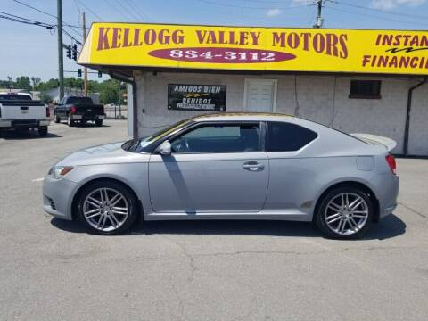 2011 Scion tC for sale at Kellogg Valley Motors in Gravel Ridge AR
