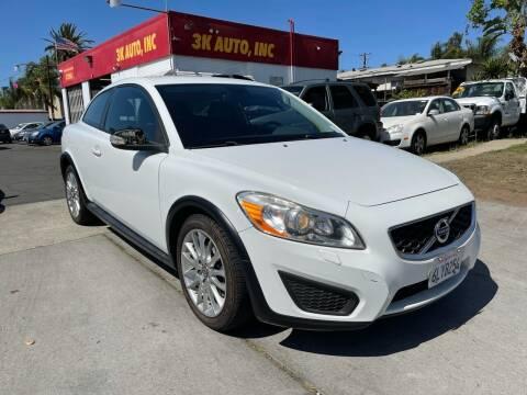 2011 Volvo C30 for sale at 3K Auto in Escondido CA