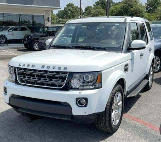 2014 Land Rover LR4 for sale in Hollywood, FL