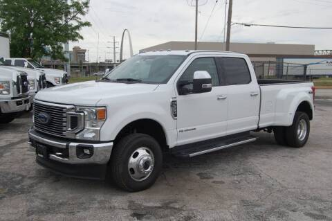 2019 Ford F-350 Super Duty for sale at BROADWAY FORD TRUCK SALES in Saint Louis MO