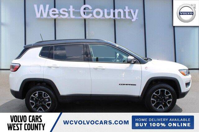 2018 Jeep Compass for sale in Manchester, MO