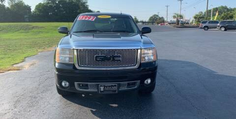 2007 GMC Sierra 1500 for sale at Rock 'n Roll Auto Sales in West Columbia SC