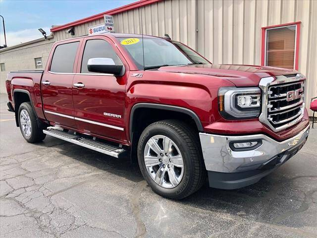 2017 GMC Sierra 1500 for sale at Richardson Sales & Service in Highland IN