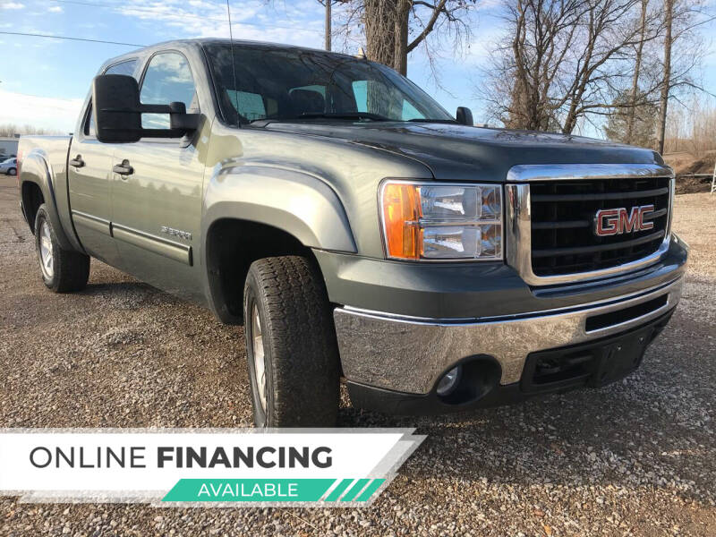 2011 GMC Sierra 1500 for sale at MINNESOTA CAR SALES in Starbuck MN
