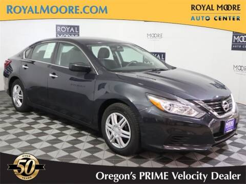 2017 Nissan Altima for sale at Royal Moore Custom Finance in Hillsboro OR
