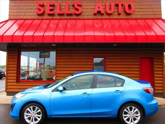 2010 Mazda MAZDA3 for sale at Sells Auto INC in Saint Cloud MN