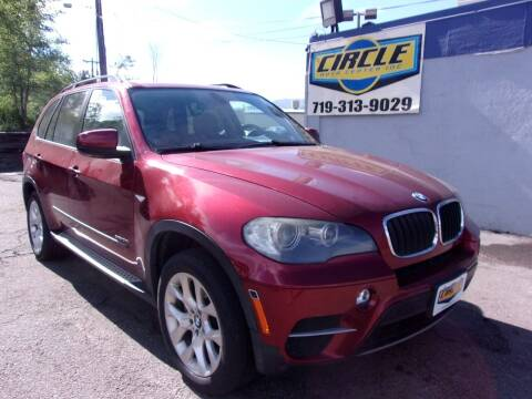 2011 BMW X5 for sale at Circle Auto Center in Colorado Springs CO