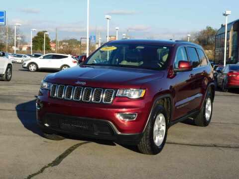 2017 Jeep Grand Cherokee for sale at Paniagua Auto Mall in Dalton GA