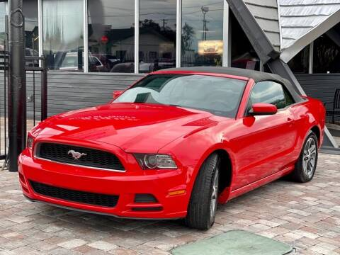2014 Ford Mustang for sale at Unique Motors of Tampa in Tampa FL