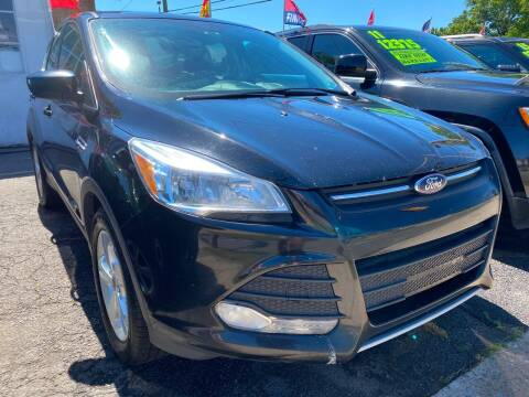 2016 Ford Escape for sale at GRAND USED CARS  INC in Little Ferry NJ