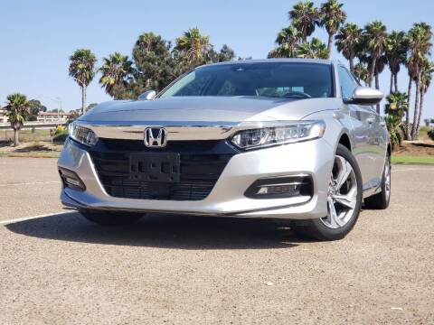 2018 Honda Accord for sale at Masi Auto Sales in San Diego CA