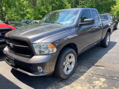 2018 RAM Ram Pickup 1500 for sale at Lafayette Motors in Lafayette NJ