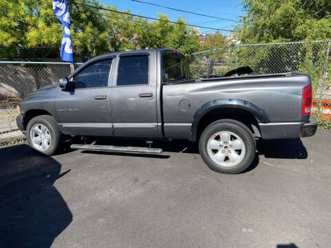 2004 Dodge Ram Pickup 1500 for sale at TD MOTOR LEASING LLC in Staten Island NY