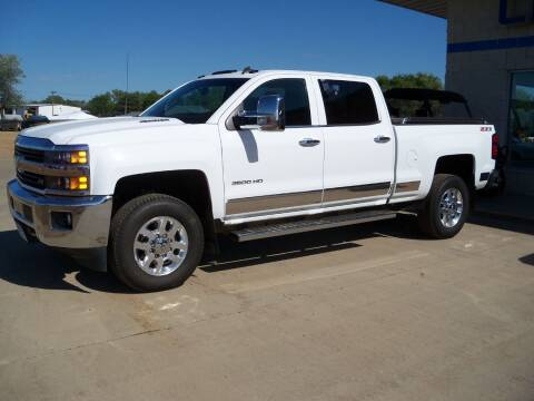 2015 Chevrolet Silverado 3500HD for sale at Tyndall Motors in Tyndall SD