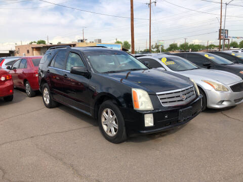 2004 Cadillac SRX for sale at Valley Auto Center in Phoenix AZ