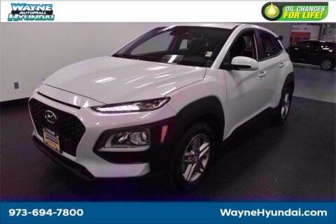 2021 Hyundai Kona for sale at Wayne Hyundai in Wayne NJ