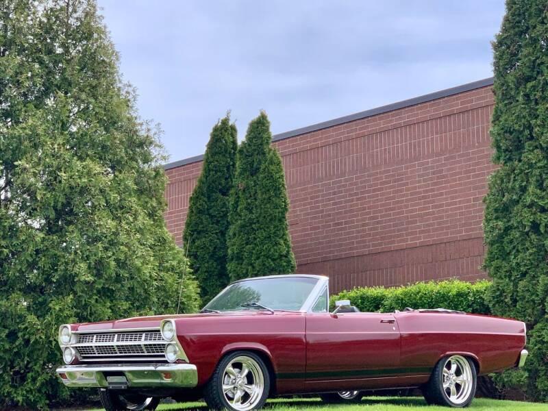 1967 Ford Fairlane for sale at Classic Auto Haus in Geneva IL