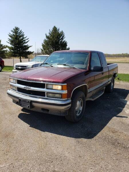 1998 Chevrolet C/K 1500 Series for sale at Highway 16 Auto Sales in Ixonia WI