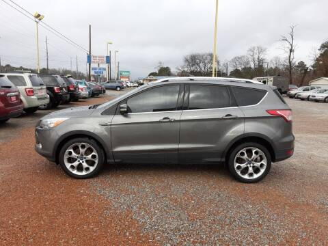 2013 Ford Escape for sale at Space & Rocket Auto Sales in Hazel Green AL