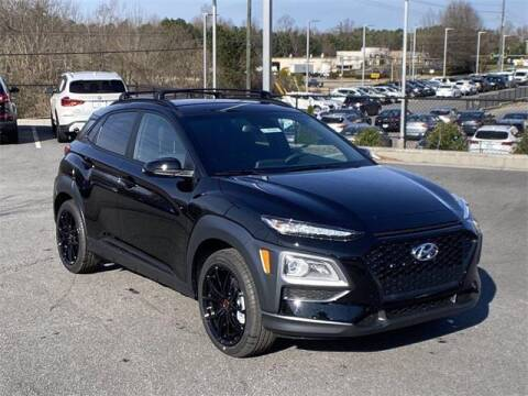 2021 Hyundai Kona for sale at CU Carfinders in Norcross GA