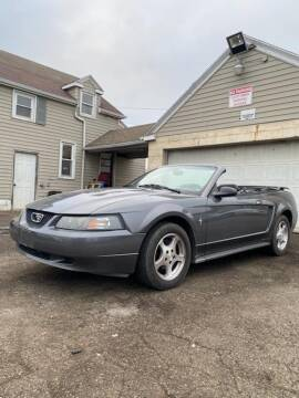 2003 Ford Mustang for sale at Glory Auto Sales LTD in Reynoldsburg OH