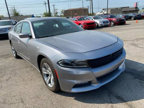 2016 Dodge Charger for sale at M-97 Auto Dealer in Roseville MI