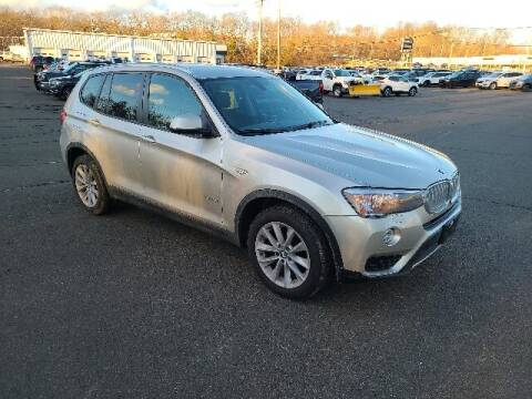 2016 BMW X3 for sale at BETTER BUYS AUTO INC in East Windsor CT