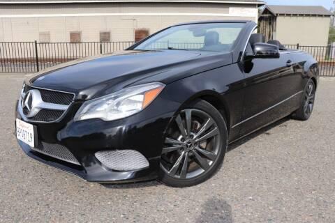 2014 Mercedes-Benz E-Class for sale at California Auto Sales in Auburn CA