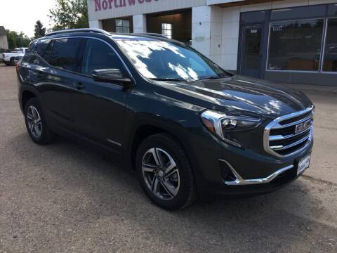 2021 GMC Terrain for sale at Northwest Auto Sales & Service Inc. in Meeker CO