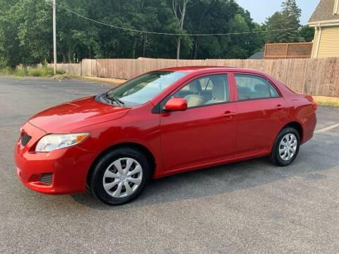 2009 Toyota Corolla for sale at Pristine Auto in Whitman MA