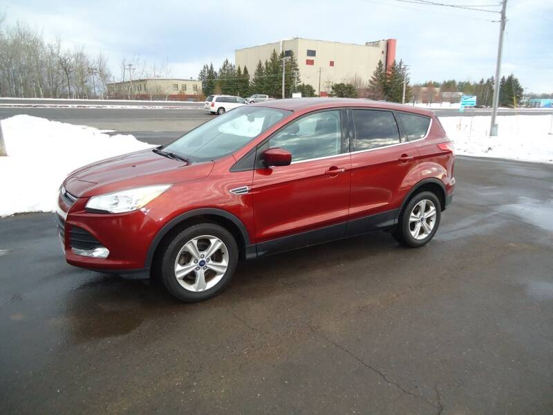 2015 Ford Escape for sale at Xtreme Auto Inc. in Hermantown MN
