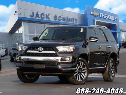 2018 Toyota 4Runner for sale at Jack Schmitt Chevrolet Wood River in Wood River IL