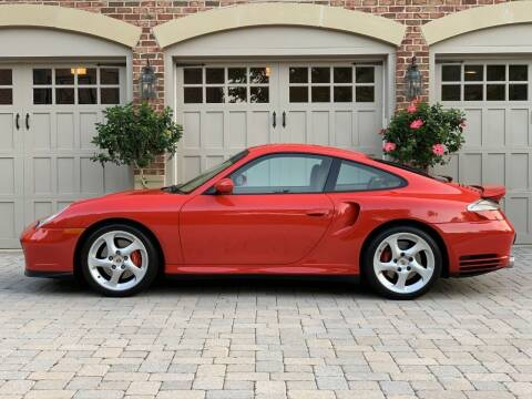2003 Porsche 911 for sale at AVAZI AUTO GROUP LLC in Gaithersburg MD