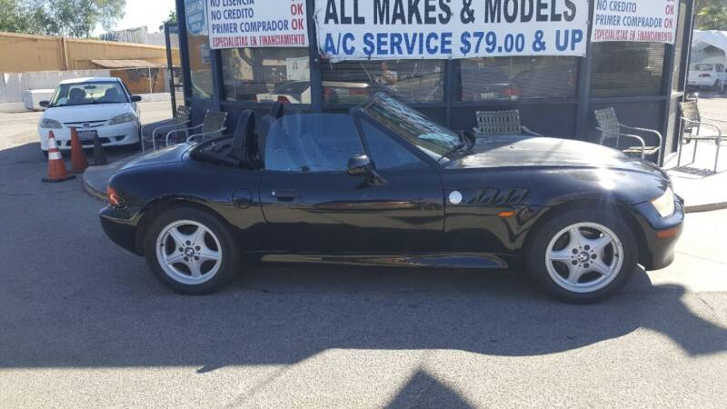 1998 BMW Z3 for sale at Shick Automotive Inc in North Hills CA