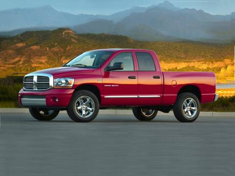 2008 Dodge Ram Pickup 1500 for sale at Bill Gatton Used Cars in Johnson City TN