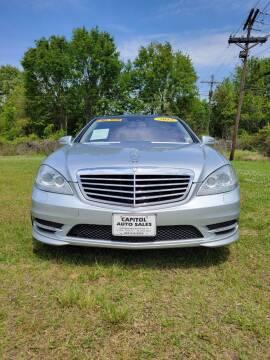 2012 Mercedes-Benz S-Class for sale at CAPITOL AUTO SALES LLC in Baton Rouge LA