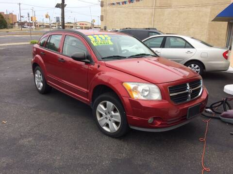 2007 Dodge Caliber for sale at Motion Auto Sales in Collingswood Heights NJ