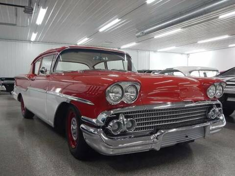 1958 Chevrolet DELRAY for sale at Custom Rods and Muscle in Celina OH