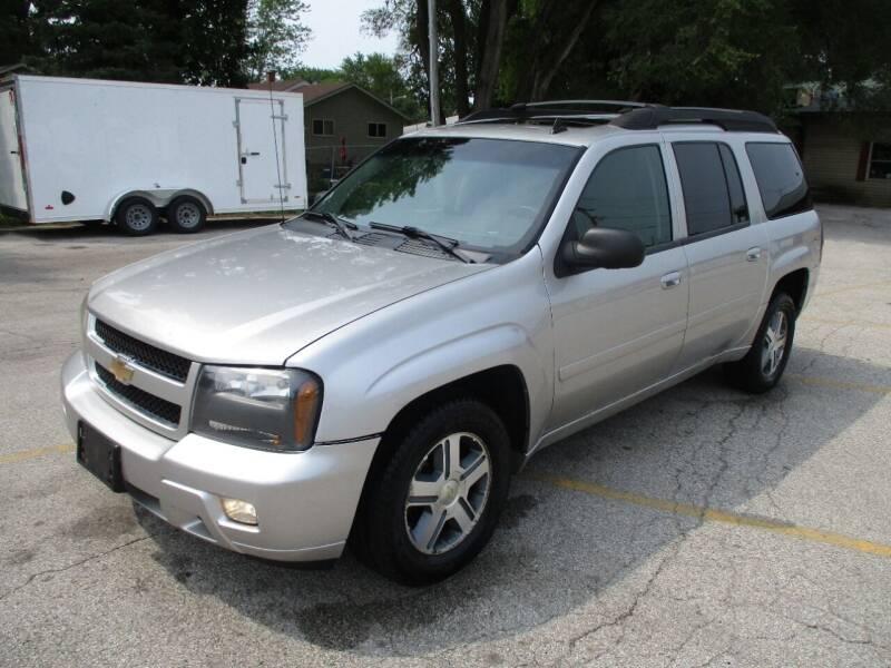 2006 Chevrolet TrailBlazer EXT for sale at RJ Motors in Plano IL