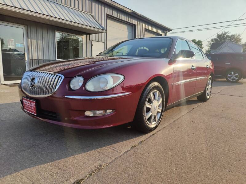 2008 Buick LaCrosse for sale at Habhab's Auto Sports & Imports in Cedar Rapids IA