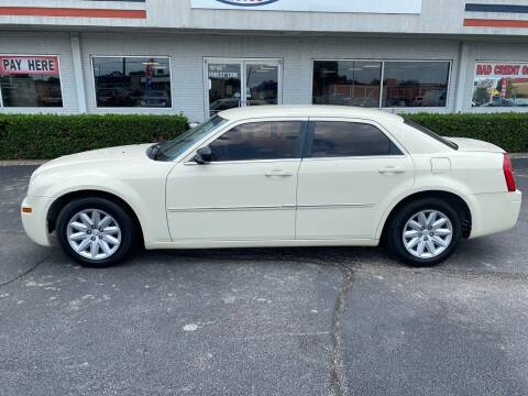 2008 Chrysler 300 for sale at Traditional Autos in Dallas TX