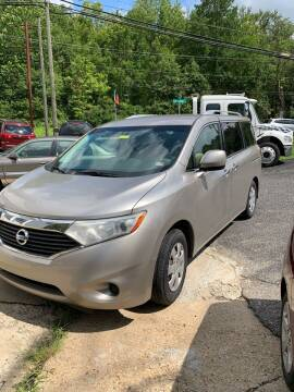 2012 Nissan Quest for sale at Delong Motors in Fredericksburg VA